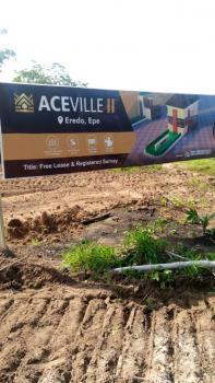 Land, Aceville 2, Eredo, Epe, Lagos, Residential Land for Sale