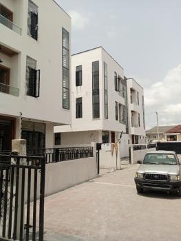 Luxury 4 Bedroom Semi-detached House with a Room Bq, Lekki Right, Lekki Phase 1, Lekki, Lagos, House for Sale