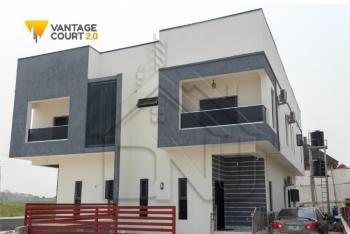 3 Bedroom All En-suite Semi Detached with Bq, Vantage Court, Bogije, Ibeju Lekki, Lagos, Semi-detached Duplex for Sale