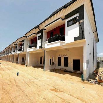 Newly Built 4 Bedroom Terrace Duplex;, Ikota, Lekki, Lagos, Terraced Duplex for Sale