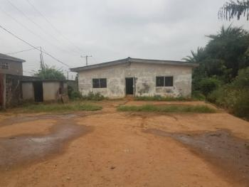 10 and Half Plot of Land, Amje Bus Stop, Abule Egba, Agege, Lagos, Mixed-use Land for Sale