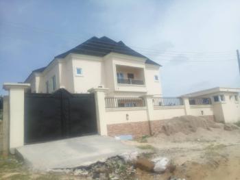 4 Units of 3 Bedroom Duplex., Opposite Green Spring Schools Container, Awoyaya, Ibeju Lekki, Lagos, Detached Duplex for Sale