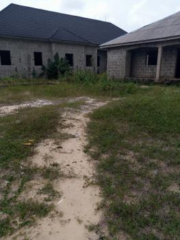 a Plot of Land with an Uncomplicated Bungalow, Mutual Gardens Estate, Awoyaya, Ibeju Lekki, Lagos, Land for Sale