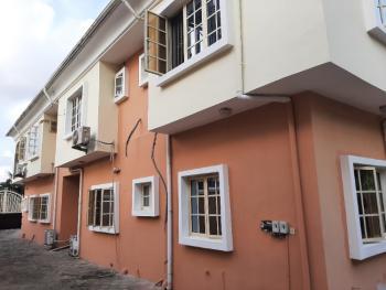 Spacious Clean 2 Bedroom Duplex Self Compound with Family Lounge, Peninsula Garden Estate, Sangotedo, Ajah, Lagos, Detached Duplex for Rent