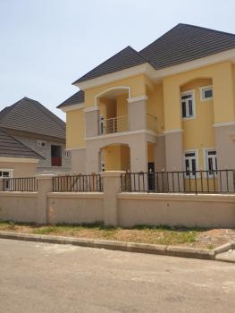 5 Bedroom Detached Duplex with 2 Rooms Bq, Efab Metropolis Estate, Karsana, Abuja, Detached Duplex for Sale