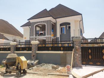 5 Bedroom Detached Duplex with 2 Rooms Bq and Pool, Efab Metropolis, Karsana, Abuja, Detached Duplex for Sale
