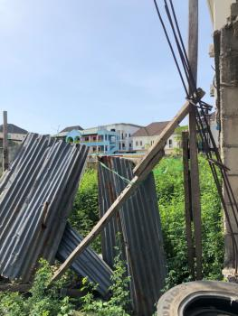 Fenced Land Measuring 886.713sqm in a Developed Estate, Agungi, Lekki, Lagos, Mixed-use Land for Sale