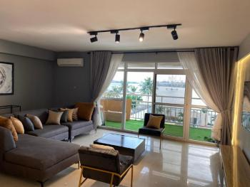 Luxurious Ocean View Apartment with Swimming Pool and Snooker Board, Admiralty, Lekki Phase 1, Lekki, Lagos, Flat / Apartment Short Let