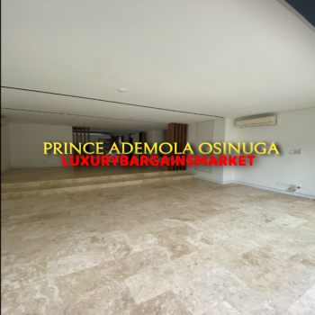 Serenity, Classy, Top Notch Terrace House for Refined Individuals, Old Ikoyi, Ikoyi, Lagos, Terraced Duplex for Rent