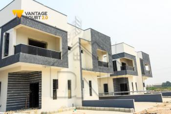 3 Bedroom Semi Detached Duplex with Bq, Bogije, Ibeju Lekki, Lagos, Semi-detached Duplex for Sale