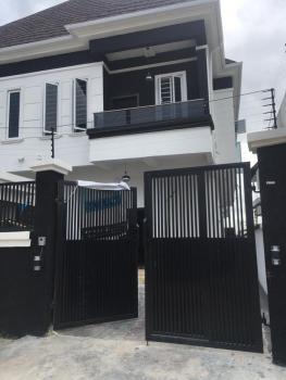 Newly Built 4 Bedroom Semi-detached Duplex with a Bq, Lekki, Lagos, Semi-detached Duplex for Rent