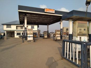 a Filling Station, Sibiri Town After Ajangbadi, Ojo, Lagos, Filling Station for Sale