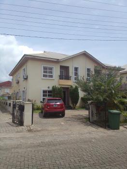 4 Bedroom Semi Detached Duplex, Friends Colony Estate, Off Jakande Shoprite, Osapa, Lekki, Lagos, Semi-detached Duplex for Sale