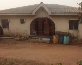 a Spacious and Well Built (4) Bedroom Bungalow on a Corner Piece, Funmilayo Ogedengbe, Gberigbe, Ikorodu, Lagos, Detached Bungalow for Sale