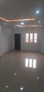 a Lovely & Nice Well Finished 3 Bedroom Flat with a Bq, Bolaji Banwo Off Onikoyi Street, Aguda, Surulere, Lagos, Block of Flats for Sale