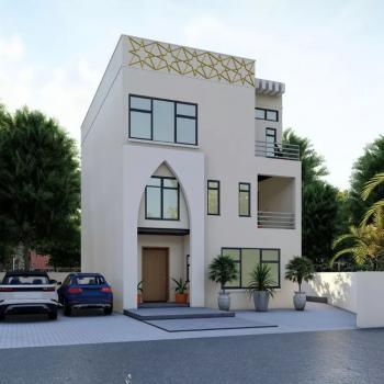 Luxury 3 Bedroom  Penthouse with Balcony, Signature Laurels, Behind Lagos Business School, Abraham Adesanya, Lekki Expressway, Lekki, Lagos, Terraced Duplex for Sale