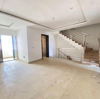 Newly Built Luxury 4 Bedrooms Terraced Fully Detached Duplex with a Bq, Lekki Phase 1, Lekki, Lagos, House for Sale