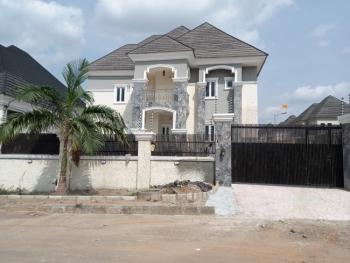 Brand New Luxury 5 Detached House with Swimming  Pool & Bq, Efab Metropolis Estate, Karsana, Abuja, Detached Duplex for Sale