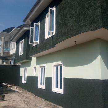 Newly Built 4 Units of 3 Bedroom Flat, Thomas, Ajah, Lagos, Flat / Apartment for Sale