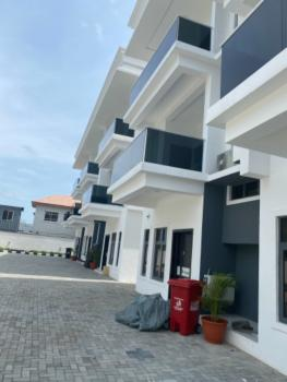 Well Finished 4 Bedroom Terrace with Bq. in a Secured Estate, Oniru, Victoria Island (vi), Lagos, Terraced Duplex for Sale