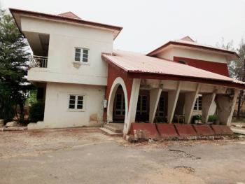 1600m2 Land with Structure, Off Katsina Ala, Maitama District, Abuja, Residential Land for Sale