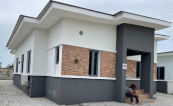 Luxury 3 Bedroom Fully Detached Bungalow with Bq, Abijo, Lekki, Lagos, House for Sale