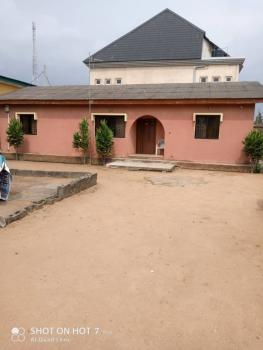 Plot of Land with 3 Bedrooms Bungalow Set Back, Governors Road, Ikotun, Lagos, Residential Land for Sale