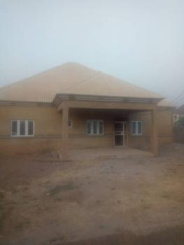 4 Bedroom Bungalow Flat Available, After Godab Estate, Life Camp, Abuja, Detached Bungalow for Sale