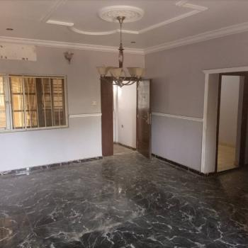 a Sizeable 2 Bedroom Apartment, Finance Quarters, Wuye, Abuja, Flat for Rent