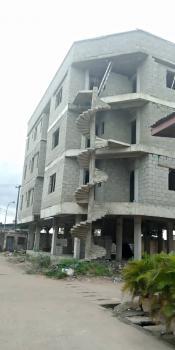 Almost Completed 6 Units of 3 Bedroom Flats on 634sqm Plot, Ikeja Gra, Ikeja, Lagos, Block of Flats for Sale