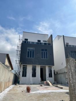 Contemporary 5 Bedroom Fully Detached Duplex with Bq, Gym, Swimming, Idado, Lekki, Lagos, Detached Duplex for Sale