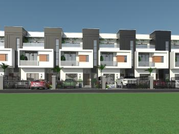 6 Bedroom Luxury Dupelx, Orchid Road, Lekki, Lagos, Terraced Duplex for Sale