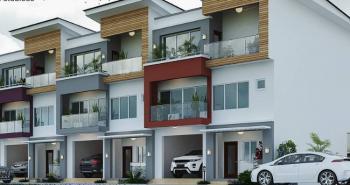 New 4 Bedroom with Maids Room, Estate, Adeniyi Jones, Ikeja, Lagos, Terraced Duplex for Sale