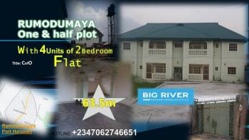 2 Plots of Land & 4 Units of 2 Bedroom Flats, Anehule Street, Orphanage, By Andrew Gas Rumuodomaya, Eliozu, Port Harcourt, Rivers, Mixed-use Land for Sale