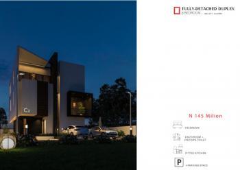 5 Bedroom Duplex Off Plan, in Atlantis Estate By Nicon Town, Platinum Way, Ikate Elegushi, Lekki, Lagos, Detached Duplex for Sale