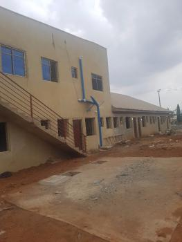 Brand New Self Contained, Dakwo Opposite City View Estate, 3 Minutes Drive From Sunnyvale Estate, Dakwo, Abuja, Self Contained (single Rooms) for Rent