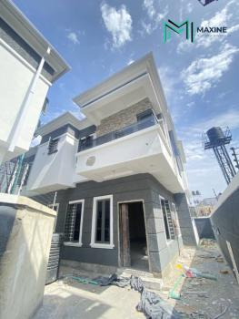 4 Bedroom Semi-detached Duplex with a Room Bq, Ikate Elegushi, Lekki, Lagos, Semi-detached Bungalow for Sale