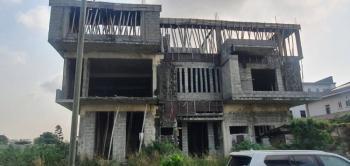 Humongous Uncompleted 5 Bedroom Fully Detached Duplex with Bq, Vintage Park Estate, Ikate Elegushi, Lekki, Lagos, Detached Duplex for Sale
