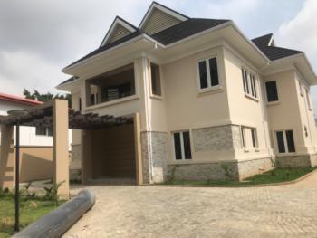 Exquisitely Finished 5 Bedroom Detached Duplex,pool,gardens,chalet,bq., Maitama District, Abuja, Detached Duplex for Sale