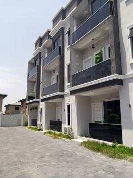 Luxurious 4 Bedroom Terrace House with 1 Room Bq, Oniru Palace, Oniru, Victoria Island (vi), Lagos, Terraced Duplex for Sale