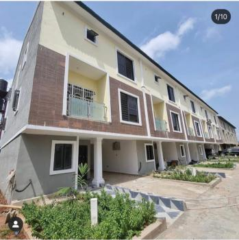 4 Bedroom Terrace Duplex with 1room Bq, Around Stadium, Surulere, Lagos, Terraced Duplex for Sale