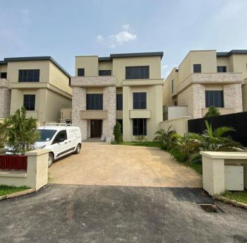 Contemporary 5 Bedroom Duplex in a Pretty Location, Diplomatic Zone, Katampe Extension, Katampe, Abuja, Detached Duplex for Sale