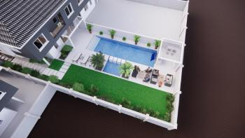 Luxury House with Private Pool, Prestigious Earl Court, Ikate, Lekki, Lagos, Semi-detached Duplex for Sale
