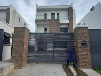 6 Bedroom Spacious Duplex with a/c, Sea, City View and Upper Lounge, Off Second Roundabout, Lekki, Lagos, Detached Duplex for Sale