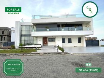 Luxurious Water Front 6 Bedroom Detached Duplex, Shoreline Estate, Ikoyi, Lagos, Detached Duplex for Sale