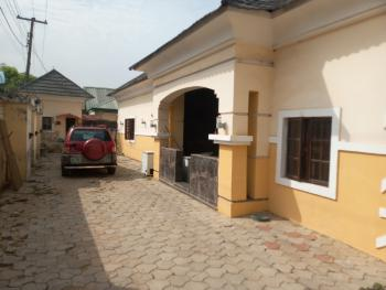 Beautiful Bungalow with a 2 Rooms Bq, Works and Housing Estate 3rd Avenue, Gwarinpa, Abuja, Detached Bungalow for Sale