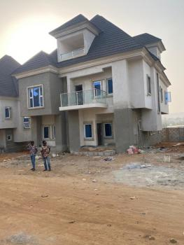 5 Bedroom Fully Detached Duplex with Guest Room and Bq, in a Mini Estate at Guzape, Guzape District, Abuja, Detached Duplex for Sale