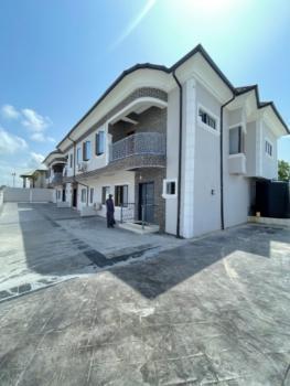 Solidly Built Affordable Duplex, Alpha Beach Road, Lekki, Lagos, Terraced Duplex for Sale