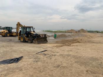 1000sqm  Waterfront Land, Behind Pinnock Beach Estate, Osapa, Lekki, Lagos, Residential Land for Sale