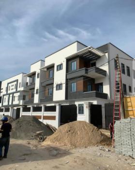 Luxury  5 Bedrooms Terrace, Lekki Phase 1, Lekki, Lagos, Terraced Duplex for Rent